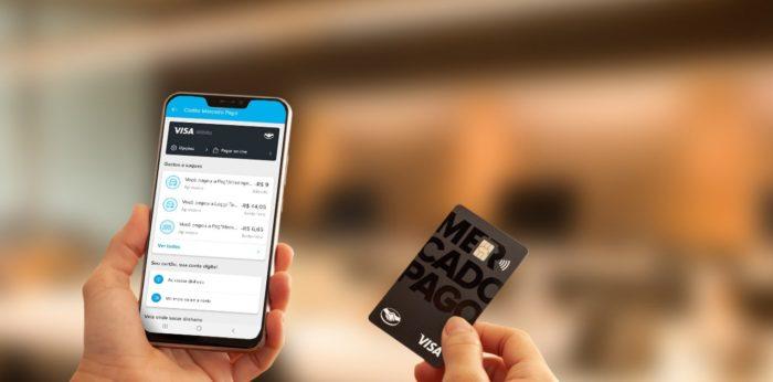 Cartão de crédito do Mercado Pago (Imagem: divulgação/Mercado Pago)