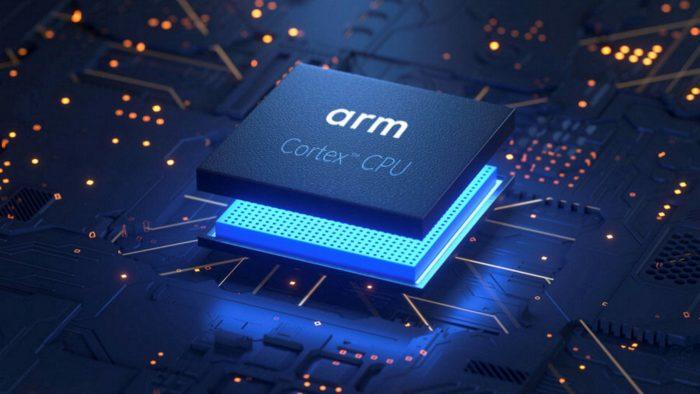 Chip ARM (imagem: divulgação/ARM)