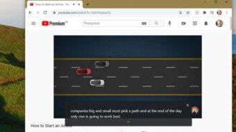 Google Chrome agora tem legenda instantânea para áudios e vídeos
