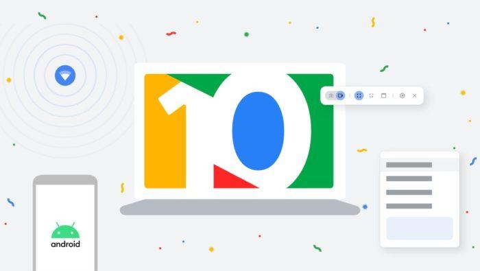 Chrome OS 89 traz mais integração com Android (Imagem: divulgação/Google)