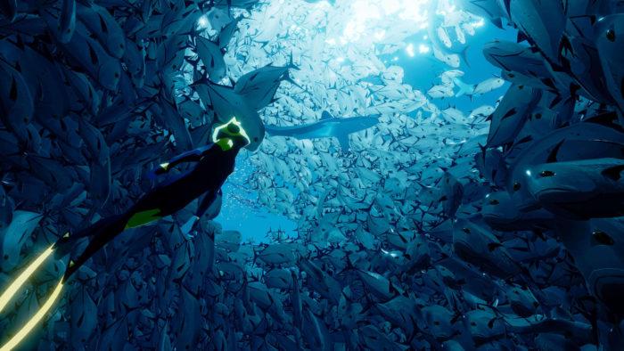 Abzu (Imagem: Divulgação/Giant Squid Studios/505 Games)