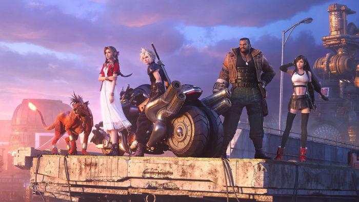 Final Fantasy 7 Remake (Imagem: Divulgação/Square Enix)