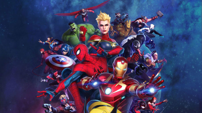 Marvel Ultimate Alliance 3: The Black Order (Imagem: Divulgação/Team Ninja/Nintendo)