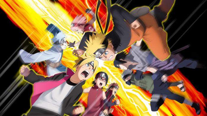 Naruto to Boruto: Shinobi Striker (Imagem: Divulgação/Soleil/Bandai Namco Games)