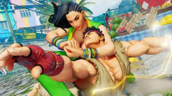 Como jogar Street Fighter V com amigos