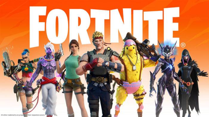 Fortnite possui centenas de skins e está sempre adicionando novas (Imagem: Divulgação/Epic Games)