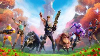 Fortnite para PC terá gráficos melhorados na Temporada 7