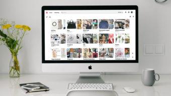 Como criar uma pasta secreta no Pinterest