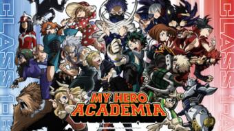 My Hero Academia e mais animes de abril no catálogo da Crunchyroll