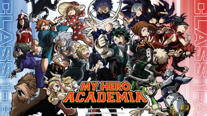 My Hero Academia estreia sua quinta temporada no catálogo de abril da Crunchyroll (Imagem: Divulgação)