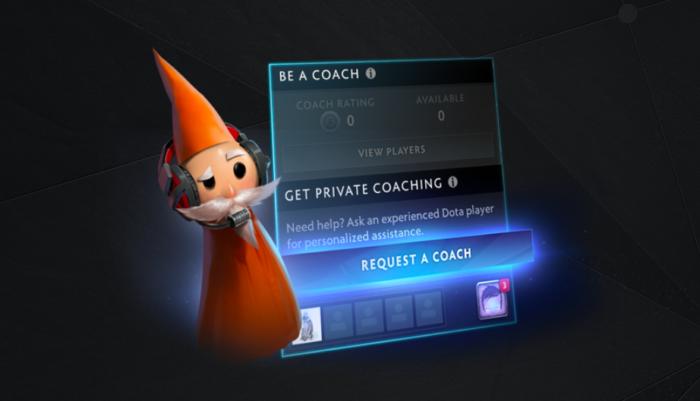 Dota 2 fica mais fácil e recebe função de coach (Imagem: Divulgação/Valve)