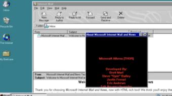 Windows 95 tem easter egg descoberto após 25 anos