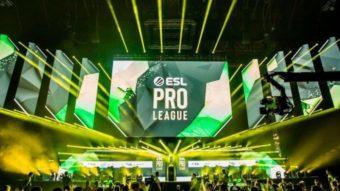 ESL Pro League S13 começa nesta segunda (8) com US$ 750 mil em prêmios
