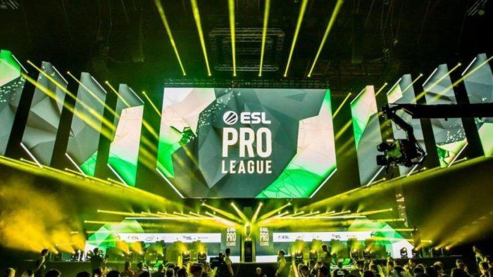 ESL Pro League de Counter-Strike: Global Offensive (Divulgação/ESL)