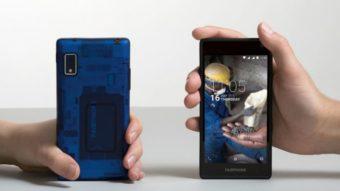 Fairphone 2, lançado com Android 5, recebe oficialmente Android 9
