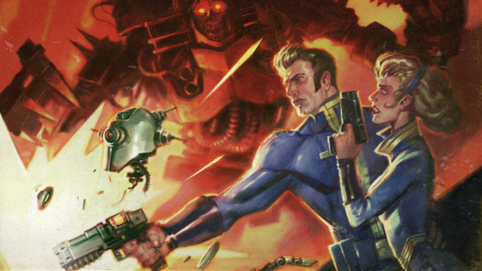 Fallout 4: Automatron (Imagem: Divulgação/Bethesda Game Studios/Microsoft)