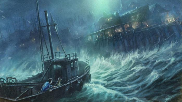 Fallout 4: Far Harbor (Imagem: Divulgação/Bethesda Game Studios/Microsoft)
