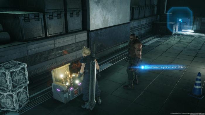 Final Fantasy 7 Remake (Imagem: Reprodução/Square Enix)