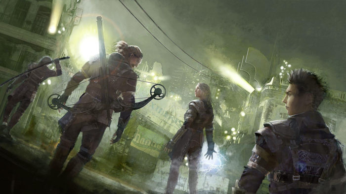 Final Fantasy 15: Companheiros (Imagem: Divulgacão/Square Enix)