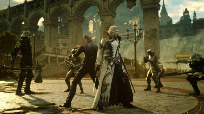 Final Fantasy 15: Episódio do Ignis (Imagem: Reprodução/Square Enix)
