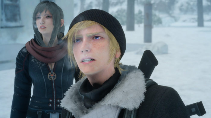 Final Fantasy 15: Episódio do Prompto (Imagem: Reprodução/Square Enix)