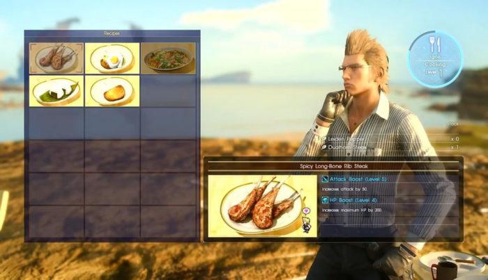 Como jogar Final Fantasy XV