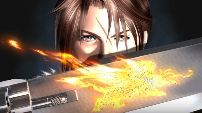 Final Fantasy VIII (Imagem: Divulgação/Square Enix)