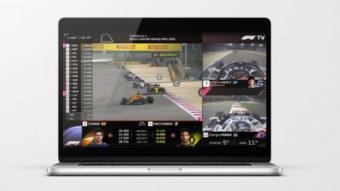 Fórmula 1 lança F1 TV Pro no Brasil com acesso a corridas ao vivo