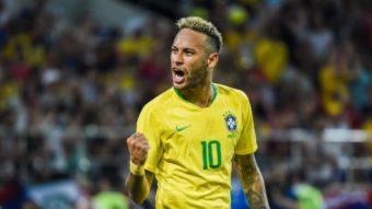 Fortnite deve ter skin de Neymar em nova temporada