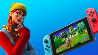 Fortnite fica mais leve e bonito com atualização no Nintendo Switch