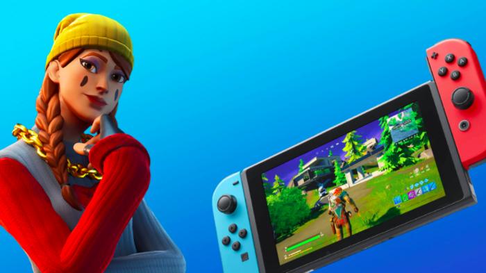 Fortnite fica mais bonito no Nintendo Switch (Imagem: Divulgação/Epic Games)