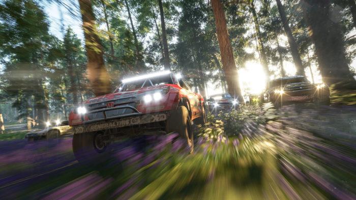 Forza Horizon 4 está agora no Steam (Imagem: Divulgação/Microsoft)