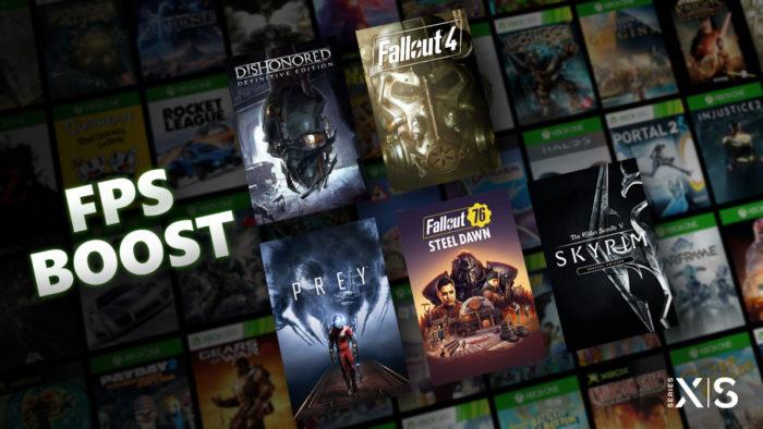 FPS Boost chega a jogos da Bethesda no Xbox (Imagem: Divulgação/Xbox)