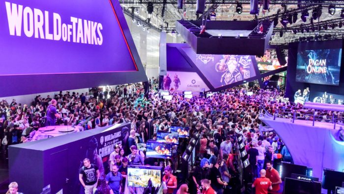 Gamescom planeja edição presencial em 2021 (Imagem: Divulgação/Gamescom)