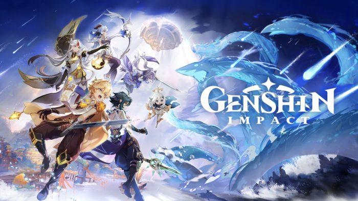 Genshin Impact chega ao PlayStation 5 em breve (Imagem: Divulgação/Mihoyo)
