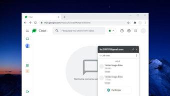 Google Chat é liberado a todos em prévia para substituir Hangouts