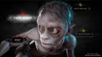 The Lord of the Rings: Gollum revela primeiras cenas de gameplay