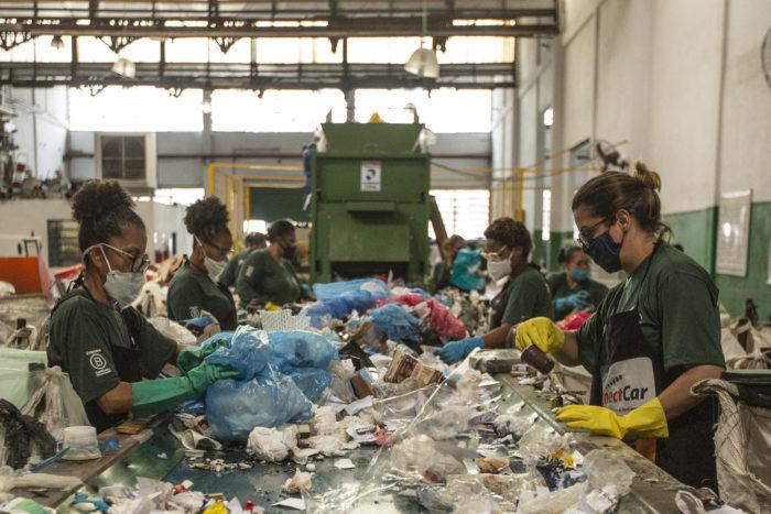 iFood investe em cooperativas de reciclagem (imagem: divulgação/iFood)
