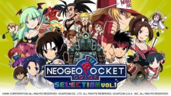 NeoGeo Pocket Color Selection Vol. 1 chega ao Nintendo Switch