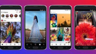 Instagram Lite chega a 170 países e vem sem anúncios (por enquanto)