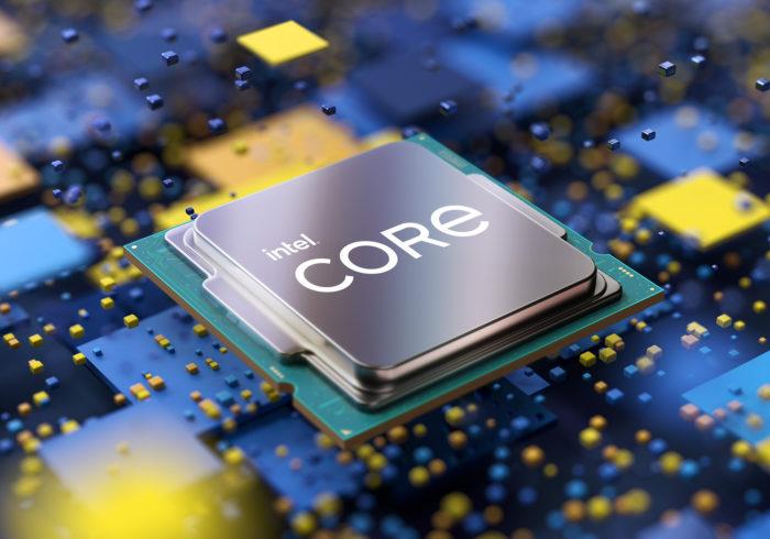 Processador Core de 11ª geração (imagem: divulgação/Intel)