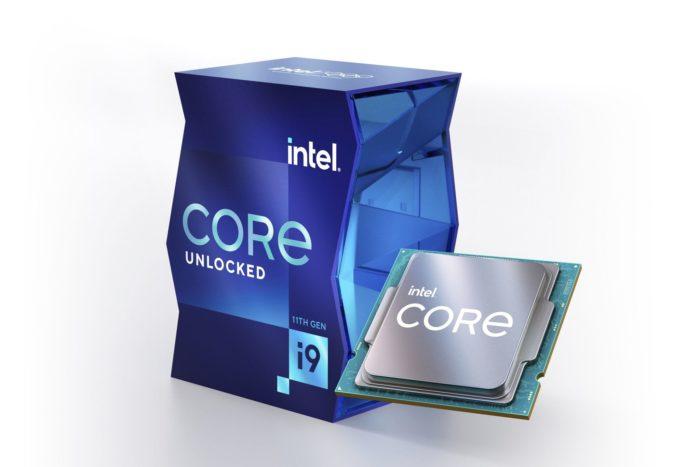 Chip Core i9 de 11ª geração (imagem: divulgação/Intel)