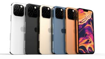 iPhone 13 Pro pode ter nova cor Matte Black e câmera traseira redesenhada