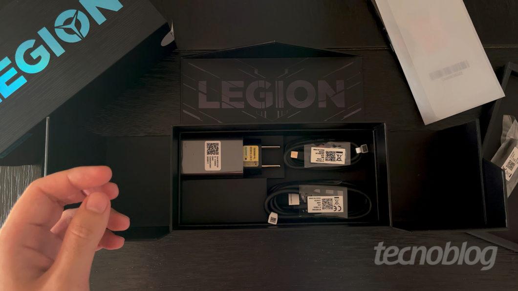 Lenovo Legion Duel (Imagem: Paulo Higa/Tecnoblog)
