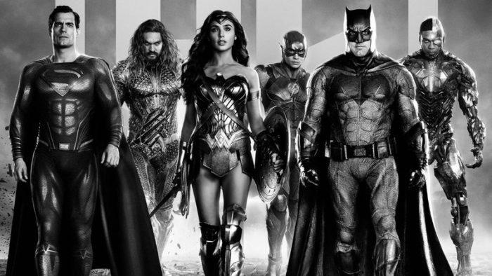 Liga da Justiça de Zack Snyder está disponível nas plataformas de aluguéis (Imagem: Divulgação/HBO Max)