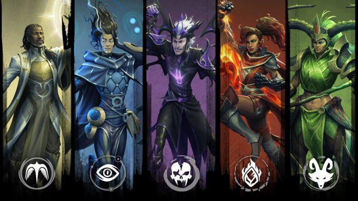 Magic: Legends já está em Open Beta no PC (Imagem: Divulgação/Wizards)
