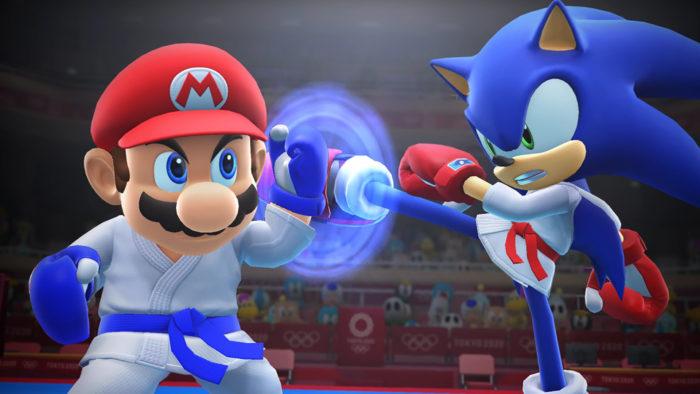 Alguns jogos da série Mario estão em promoção no Switch (Imagem: Divulgação/Nintendo)