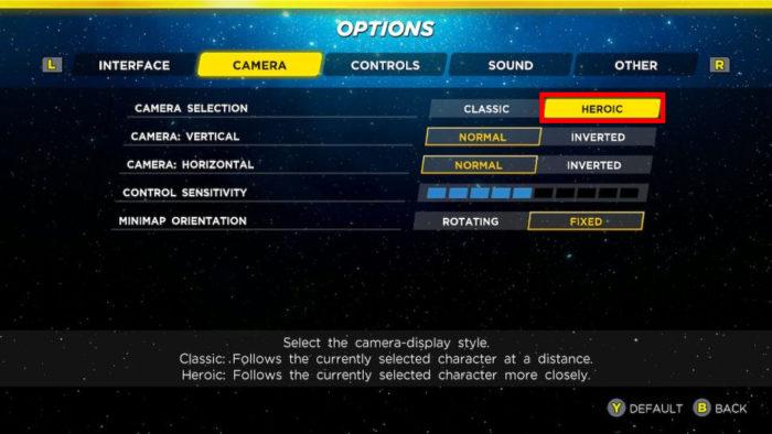 A posição da câmera faz diferença (Imagem: Reprodução/Team Ninja/Nintendo)