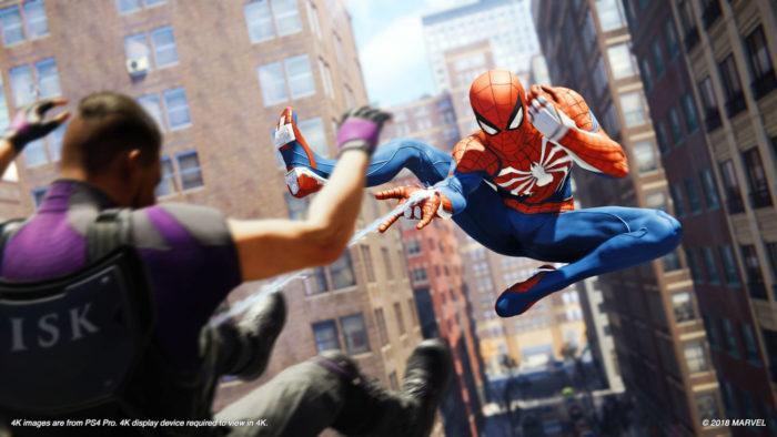 Marvel's Spider-Man (Imagem: Divulgação/Insomniac Games/Sony Interactive Entertainment)