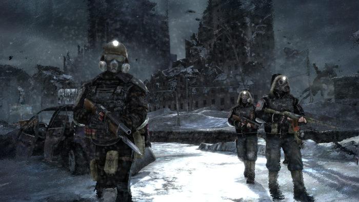 Metro 2033 pode ser baixado de graça no Steam (Imagem: Reprodução)